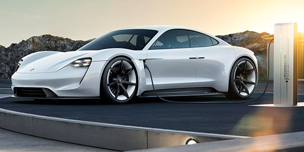 Porsche Is on an All-Electric Mission